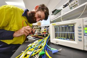 Rewired From engineer to apprentice