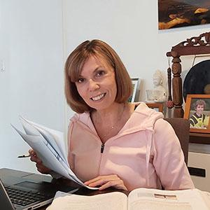 TAFE Digital helps Michelle turn COVID disaster into brand-new career