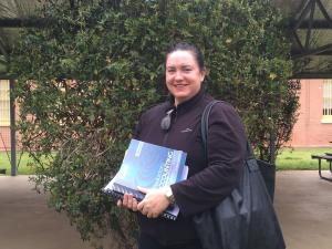 RAISING HOPE: How TAFE NSW helped Monique confront the 'invisible enemy'