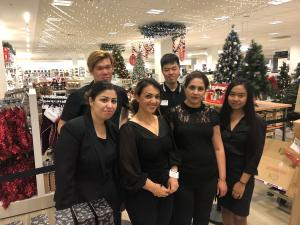 TAFE NSW and Myer collaborate to kick off the Christmas season