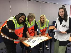 RED ALERT: Landmark TAFE NSW course to help frontline workers prepare for the worst