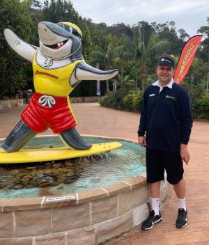 PILLAR OF SUPPORT: How TAFE NSW helped Nick make his ability shine