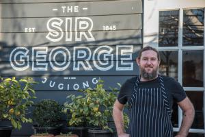 TAFE NSW a key ingredient in tackling hospitality skills shortage: Sir George head chef