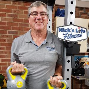 Retiree fit for a new career with TAFE NSW