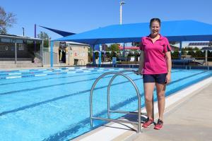 Just add water: HowTAFE NSW helped Nicole make a career splash
