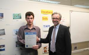 Northcott and TAFE NSW partnership supports disability job training