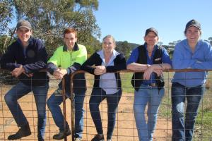 CASH COW: TAFE NSW ag students land prestigious scholarships