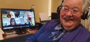 How TAFE NSW helped 92-year-old Pat get connected