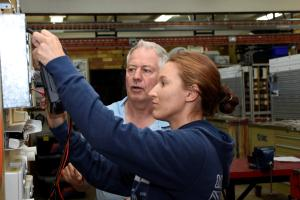CIRCUIT BREAKER: Industry strength sparks enrolment boom at TAFE NSW Leeton