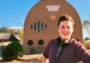 TAFE NSW graduate hits the airwaves in Broken Hill