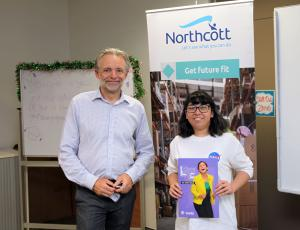 TAFE NSW AND NORTHCOTT CREATE OPPORTUNITY FOR SCHOOL LEAVERS WITH DISABILITY