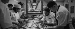 SWIFF Degustation Dinnerwraps up Emmett's apprenticeship