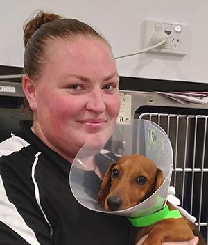 TAFE NSW helps Orange mum realise her veterinary dream