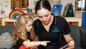 SHATAYA IS EDUCATING PRESCHOOLERS IN ABORIGINAL LANGUAGES