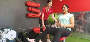NO SWEAT: How TAFE NSW helped Shauna become 'fit for purpose'
