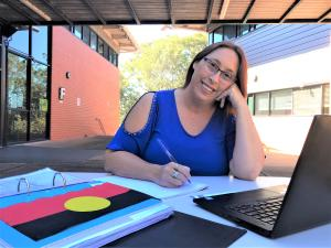 Sonia's building a brilliant foundation with TAFE NSW