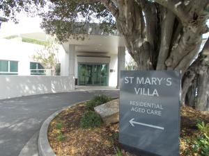 St Mary's Villa staff undertake essential Aged Care training