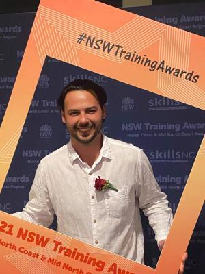 TAFE NSWgraduate wins North CoastAboriginal Student of the Year