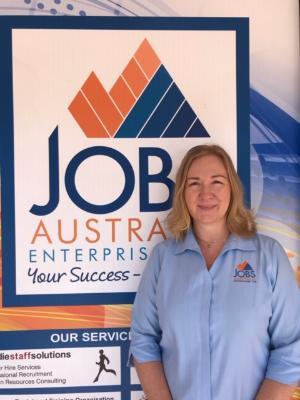 Susan recruits news skills at TAFE NSW