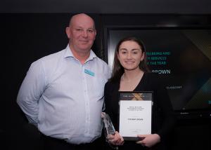 Corinna's career head start thanks to TAFE NSW