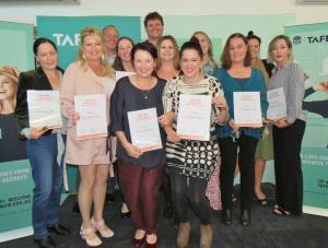 Nursing students ready to fill the skills shortage