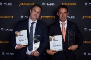 NECA shines at TAFE NSWGili Awards