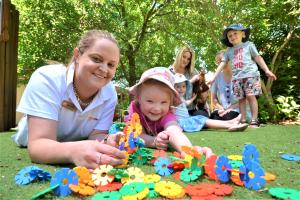 TAFE NSW graduate urges others to consider a career in childcare