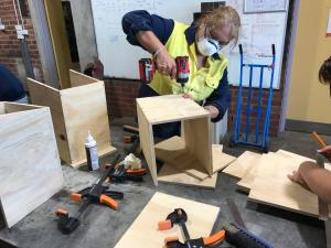 Women encouraged to Try a Trade at TAFE NSW Kempsey