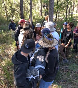 TAFE NSW students take on the great outdoors