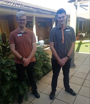 TAFE NSW graduates care for employment success