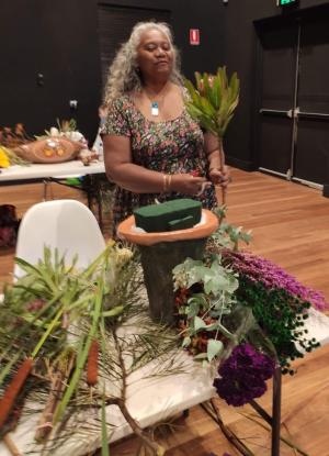 Sweet scent of success: Tharawal Elders grow floristry business