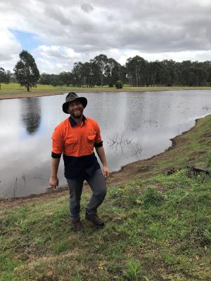 TAFE NSW GRADUATE'S PASSION FOR BUSHLAND REGENERATION HELPS PROTECT THREATENED HAWKESBURY SPECIES