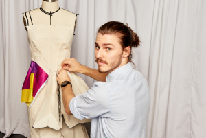 SEWING THE SEEDS FOR FASHION DARING