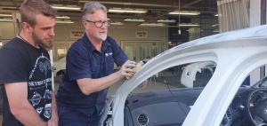 Donations 'hailed' as car rolls into TAFE NSW Wagga Wagga