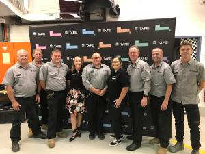 TAFE NSW repairing industry skills shortage