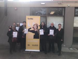 TAFE NSW contributes to highly skilled Gunida Gunyah workforce
