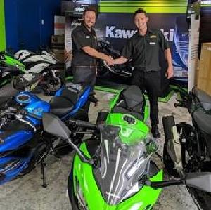 TAFE NSW Ultimo AutoCel revs up training with Kawasaki