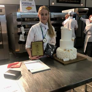 Sweet taste of success for TAFE NSW student Kyah Valler