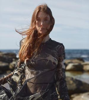 Central Coast TAFE NSW graduate showcases their collection at Fashion Week