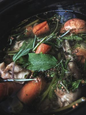 Slow and steady the key to autumn cooking, says Sara