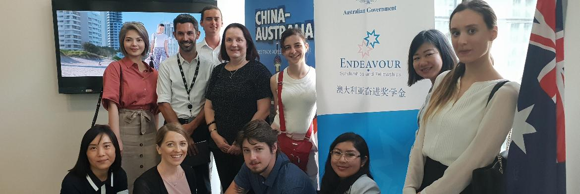 TAFE NSW Students Go Global