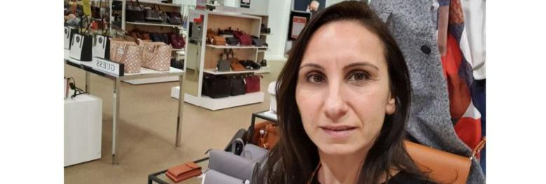 TAFE NSW STUDENT REVELLING IN RETAIL SUCCESS WITH MYER