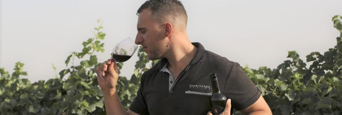 Thirst for knowledge: How TAFE NSW helped Aaron launch his own wine label
