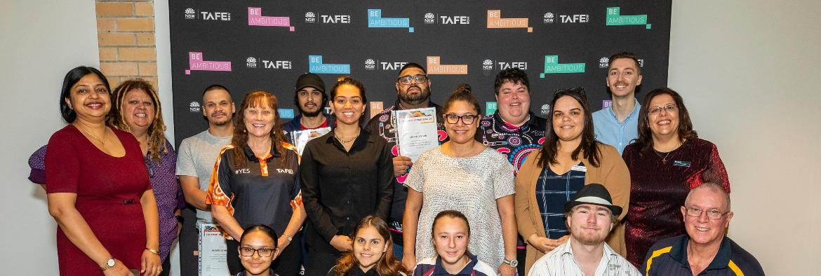 Aboriginal Community skills up for a career in IT