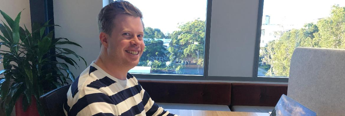 TAFE NSW Blue Mountains graduate found his IT career drive