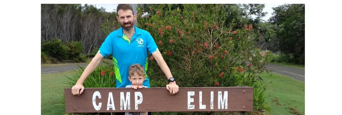 Camp Elim upskilling during downtime