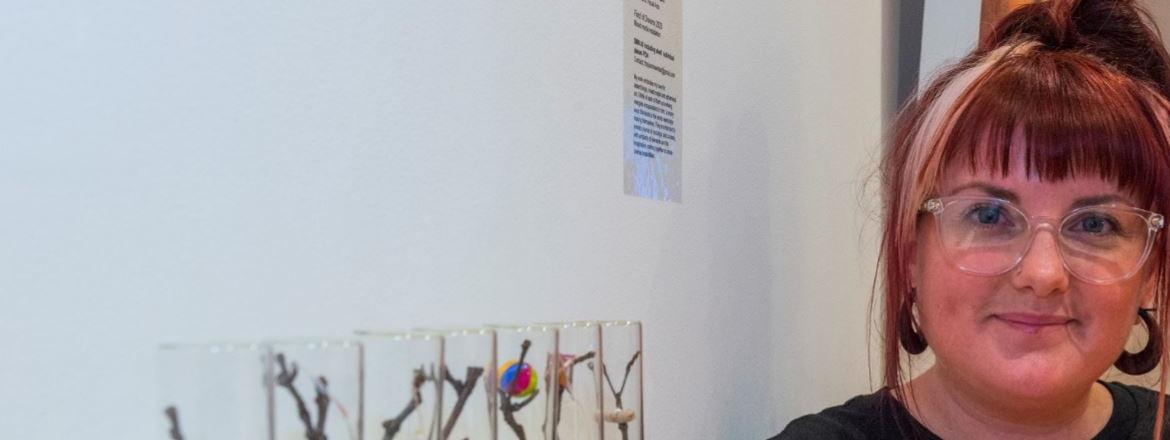 UNBOXED 20:20-EMERGING TALENT ON DISPLAY AT COFFS HARBOUR REGIONAL GALLERY