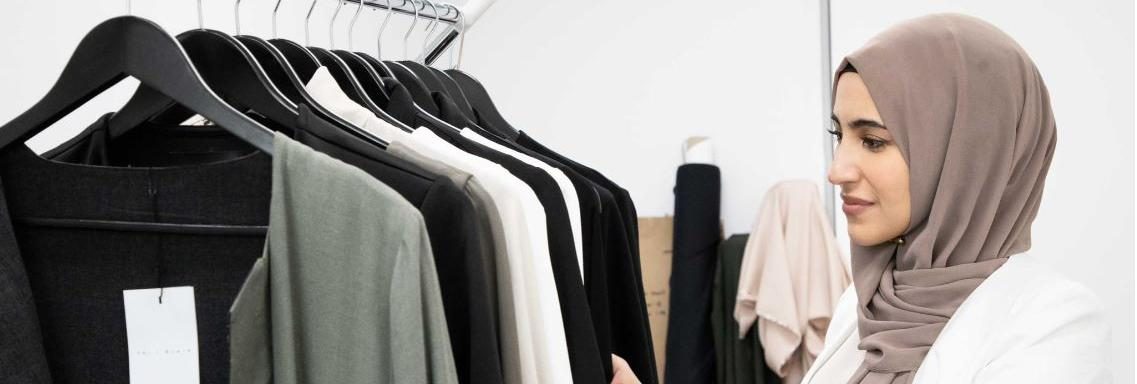 TAFE NSW GRADUATE FILLS GAP IN FASHION MARKET