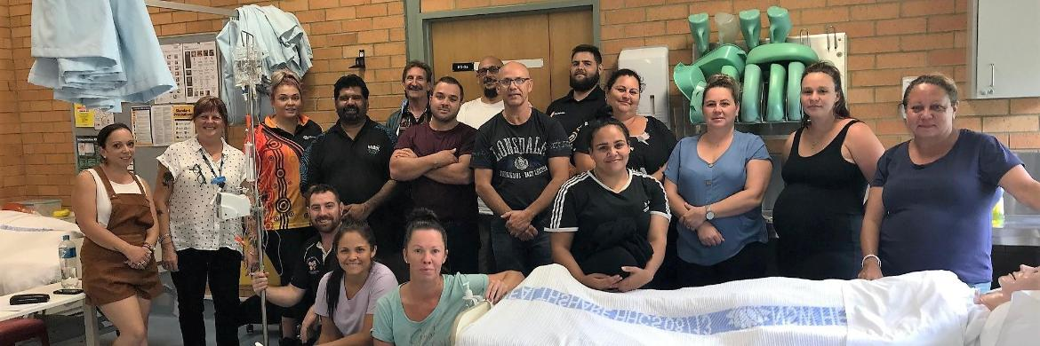 A first for North Coast ATSI health care practitioners