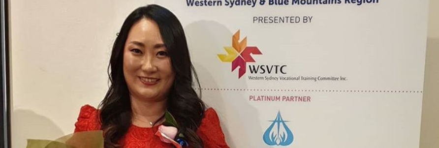 TAFE NSW Lidcombe student wins Vocational Student of the Year